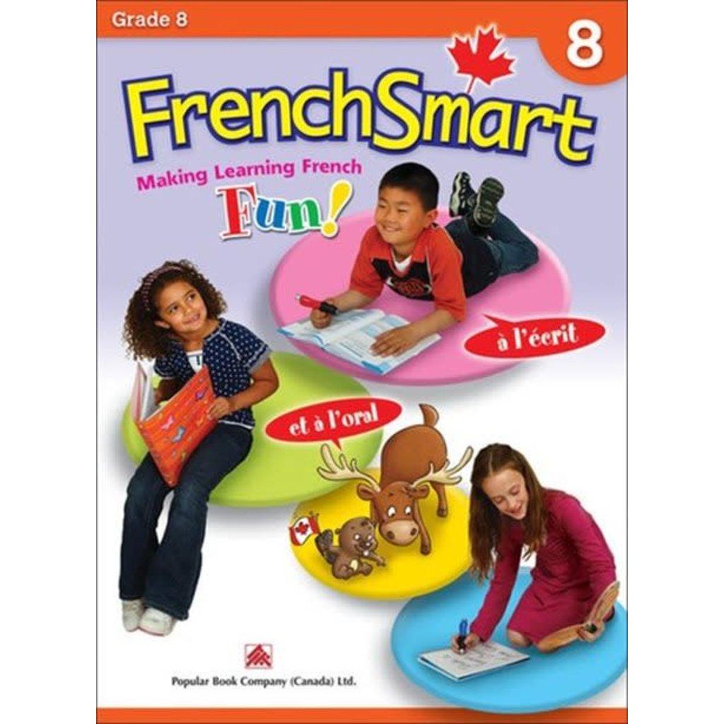 Popular Book Frenchsmart Grade 8