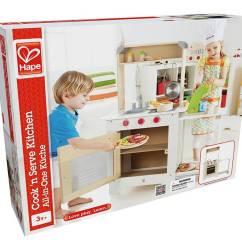 Hape Kitchen 27 Sink Cook Serve Minds Alive Toys Crafts Books