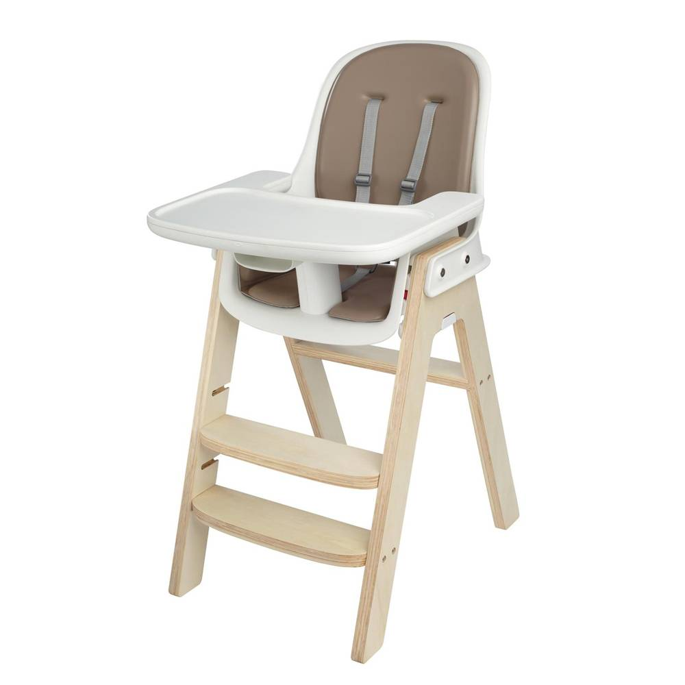 sprout oxo tot base pour chaise haute high chair base bouleau birch