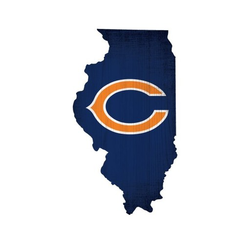 fan creations chicago bears