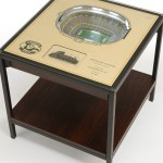 You The Fan Green Bay Packers Led Lighted Stadium View End Table Touchdown Gifts Inc