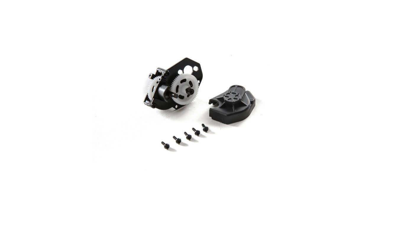 Axi Scx24 Assembled Transmission