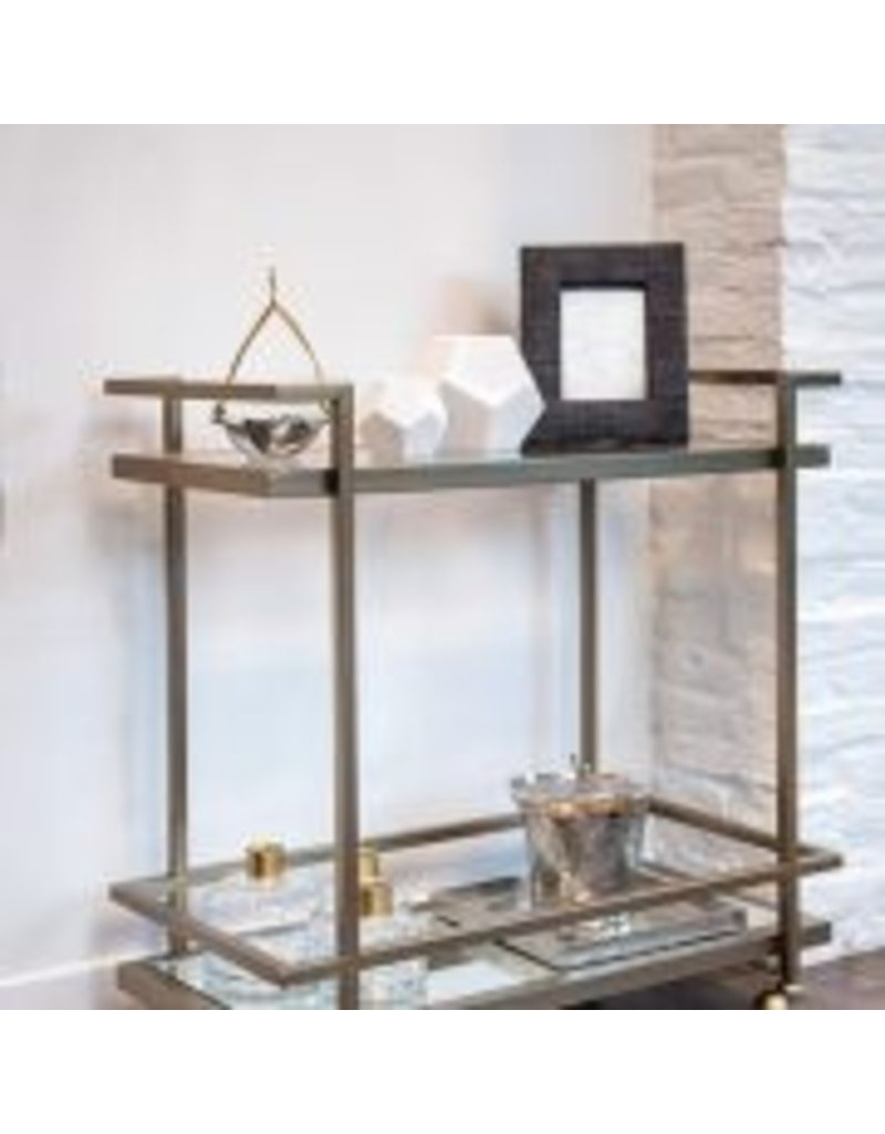 brentwood bar cart in