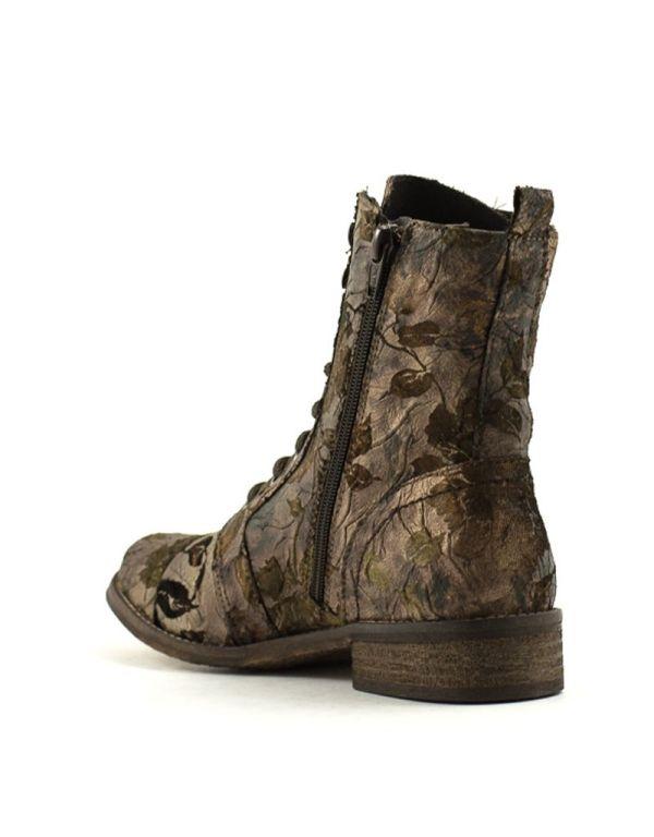 Unity In Diversity Liberty Floral Boots Shoe La