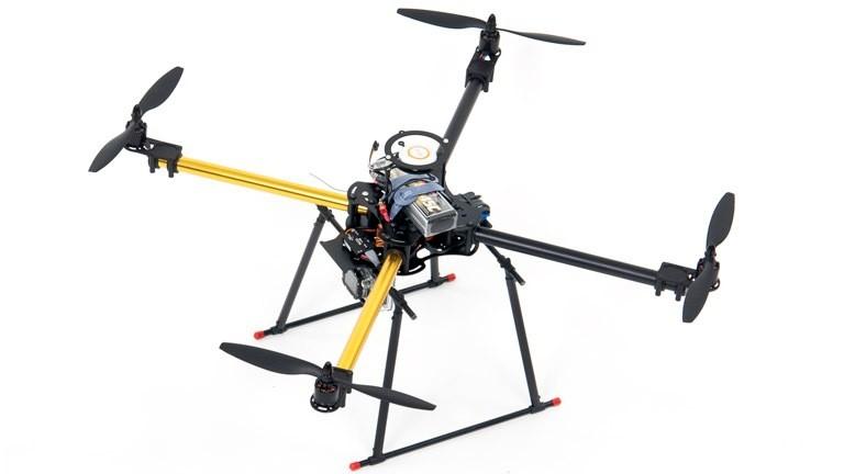 CENTURY MULTIROTOR CENTURY UAV NEO 720 KIT (G10) QUAD