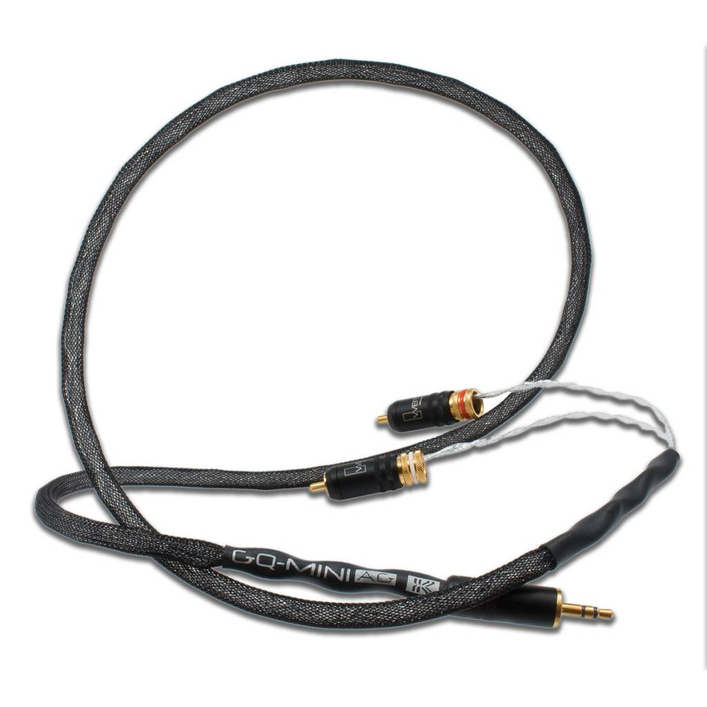 Gq Mini Ag Cable Gold Plated 3 5mm Wbt