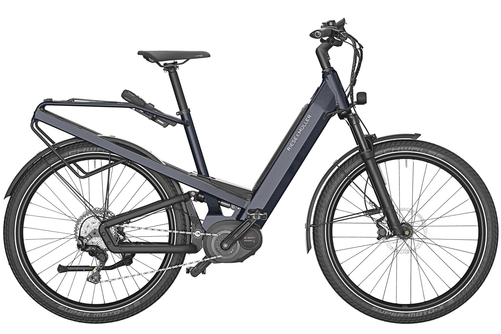 Buy Riese & Muller 2020 Homage Deepsea Blue Metallic 54 GT