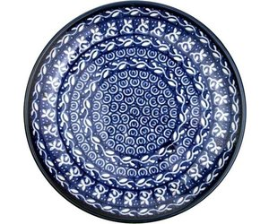 ceramika artystyczna dinner plate