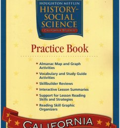Houghton Mifflin History Social Science Grade 4 California - The Best  Picture History [ 1024 x 800 Pixel ]