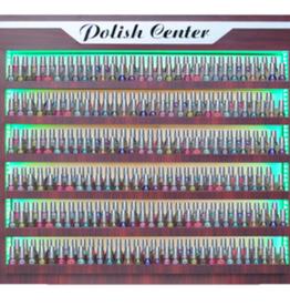 wall displays sunshine nail supply