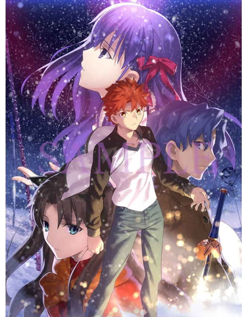 Fate/stay Night Heaven's Feel : fate/stay, night, heaven's, Fate/Stay, Night, Heaven's, Presage, Flower, Blu-Ray, Collectors, Anime