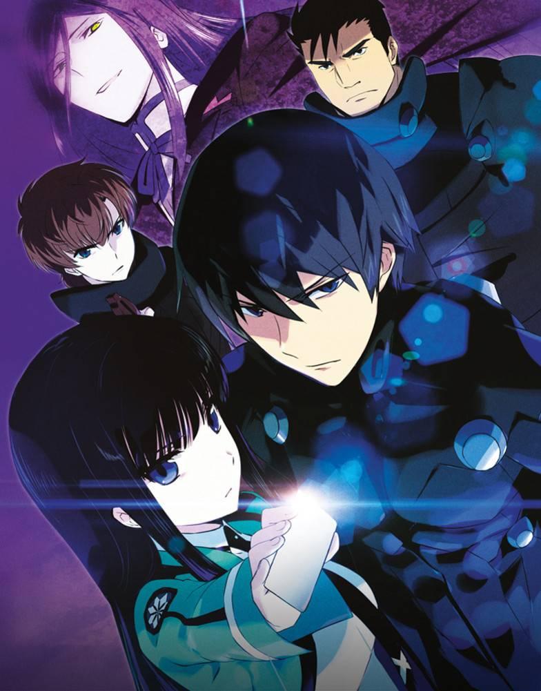 Anime Tentang Sekolah Sihir : anime, tentang, sekolah, sihir, Anime, Magic, School, Wallpapers