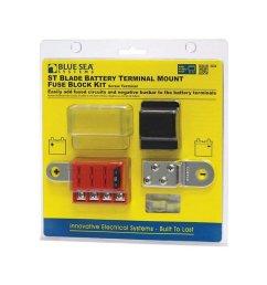 blue sea st blade battery terminal mount fuse block kit canada s marine online supply [ 800 x 1024 Pixel ]