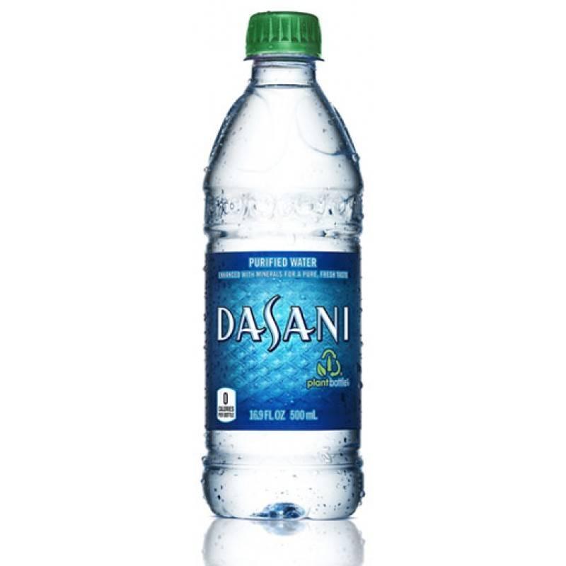 Dasani Water 20 OZ - Cheers On Demand