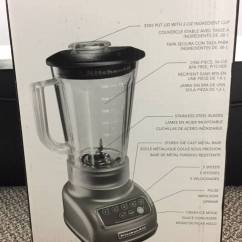 Kitchen Aid Blenders Price To Renovate Kitchenaid Classic 5 Speed Blender New In Box Paymore