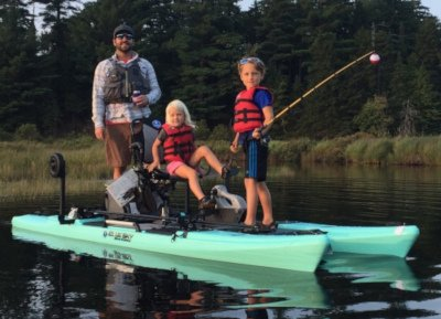 See our inhouse review of the Blue Sky Boatworks 360