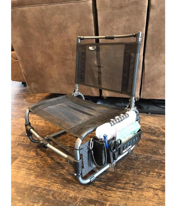 larry chair kayak indoor hanging egg prison pocket b l with adapter will fit 3600 plano berleypro