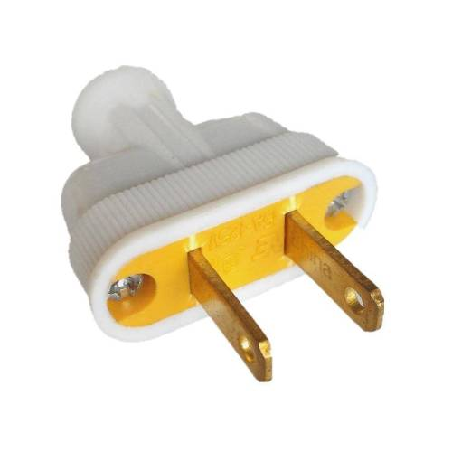 small resolution of 2 wire male plug white swiss boy vacuum trailer male plug wiring male plug wiring