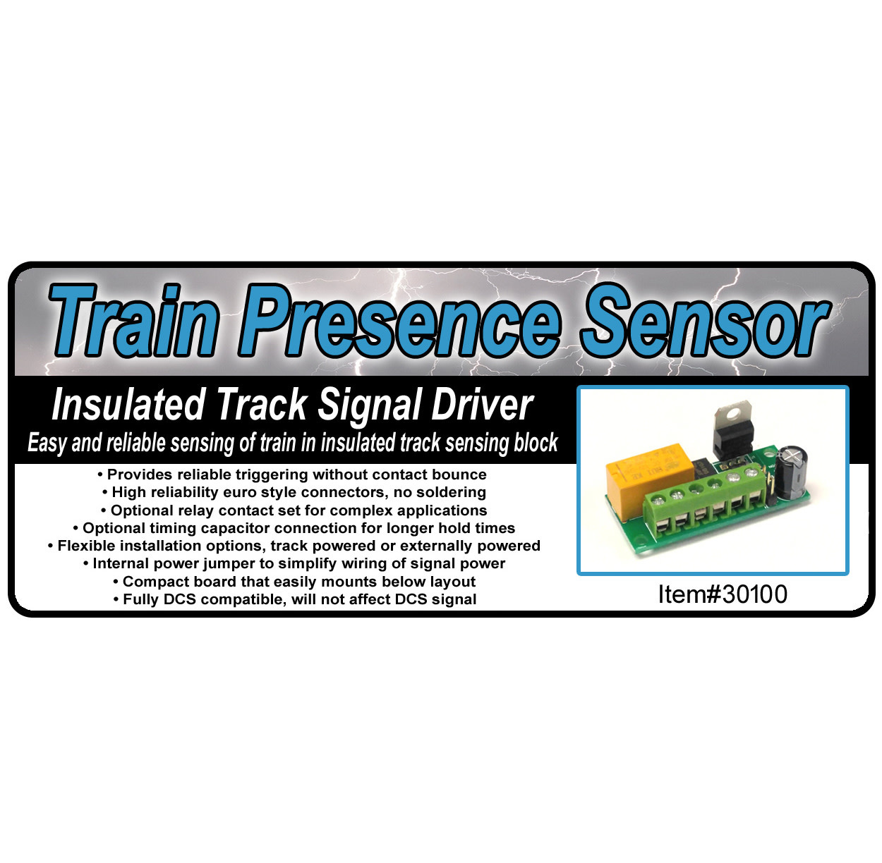 hight resolution of jw a 30100 train presence sensor for insulated track