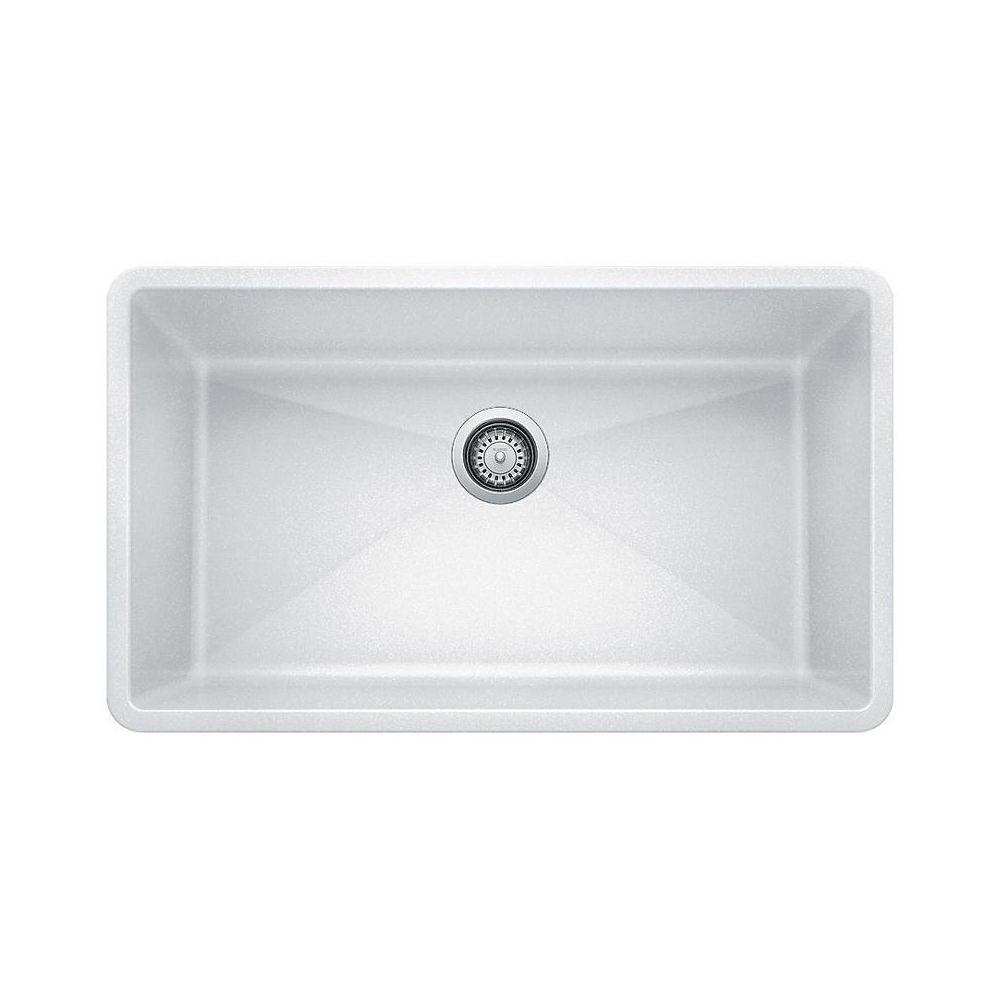blanco kitchen sink best damascus knives 401820 precis u super single undermount home comfort centre