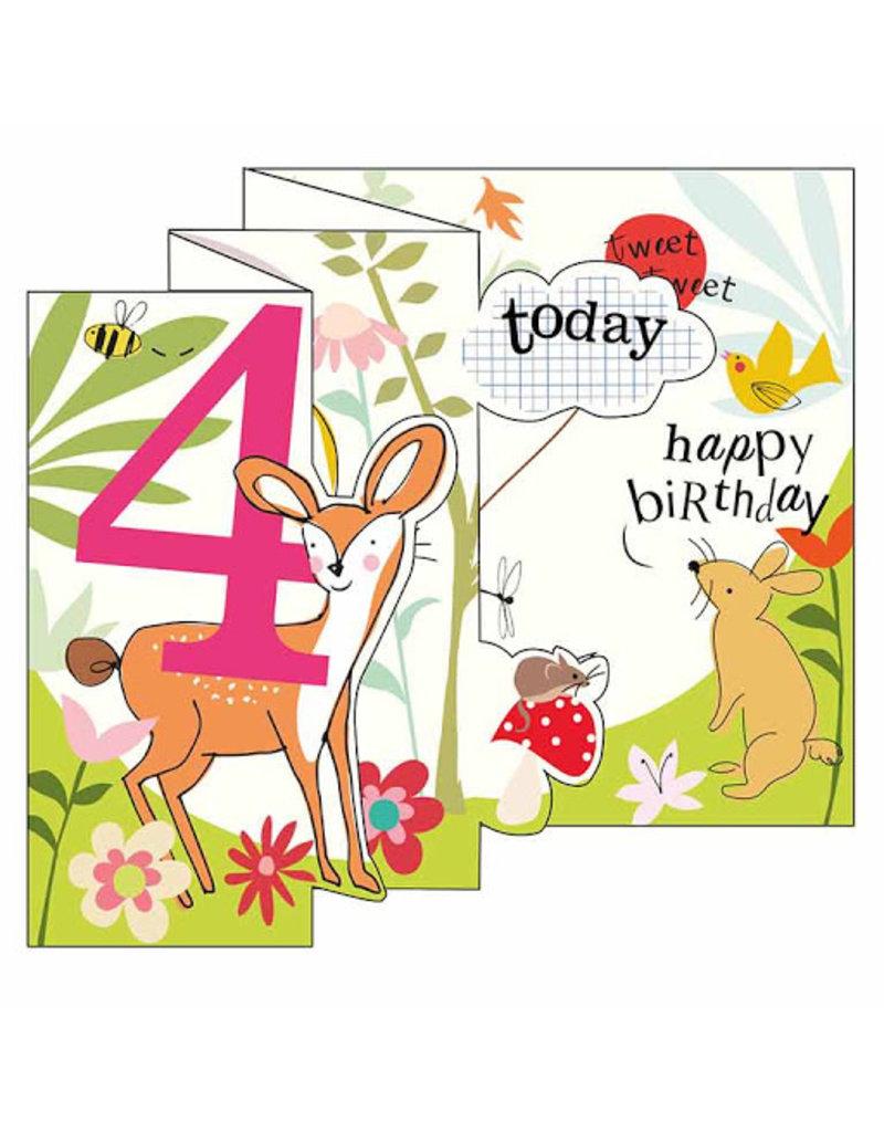 Happy Birthday Images With Deer : happy, birthday, images, Card-, Today, Happy, Birthday, (Dear, Bunny), Cameron