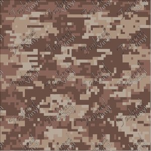 camouflage printed htv vinyl