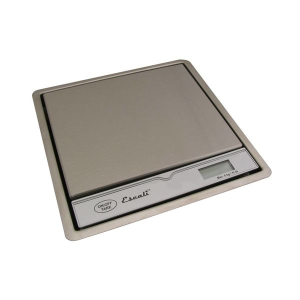 kitchen scales sinks okc ares and baking supplies escali pronto scale
