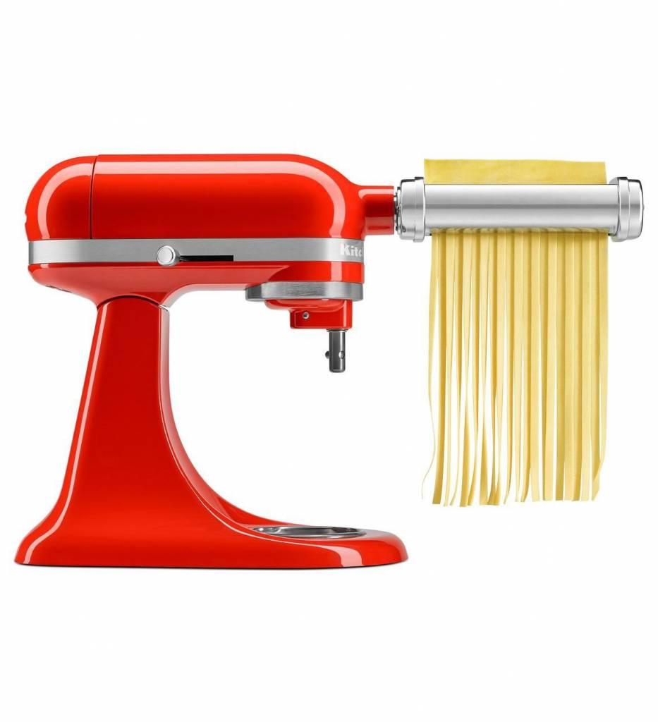 kitchen aid pasta task lighting ensemble d accessoires rouleau a pate de kitchenaid b ares 3 piece roller and cutter set
