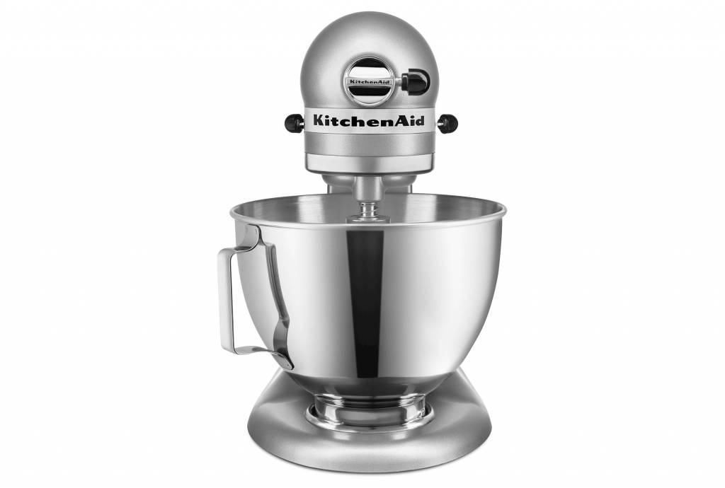 kitchen aid silver charlotte cabinets kitchenaid ultra power plus 4 5 qt tilt head stand mixer
