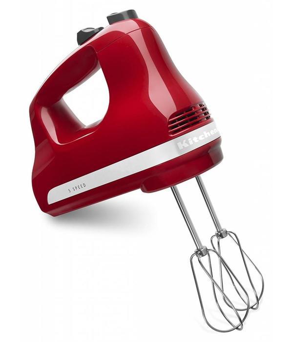 kitchen and mixer prefab granite countertops kitchenaid 5 speed ultra power hand red price chock