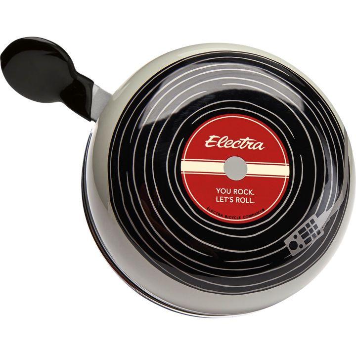electra vinyl ding dong