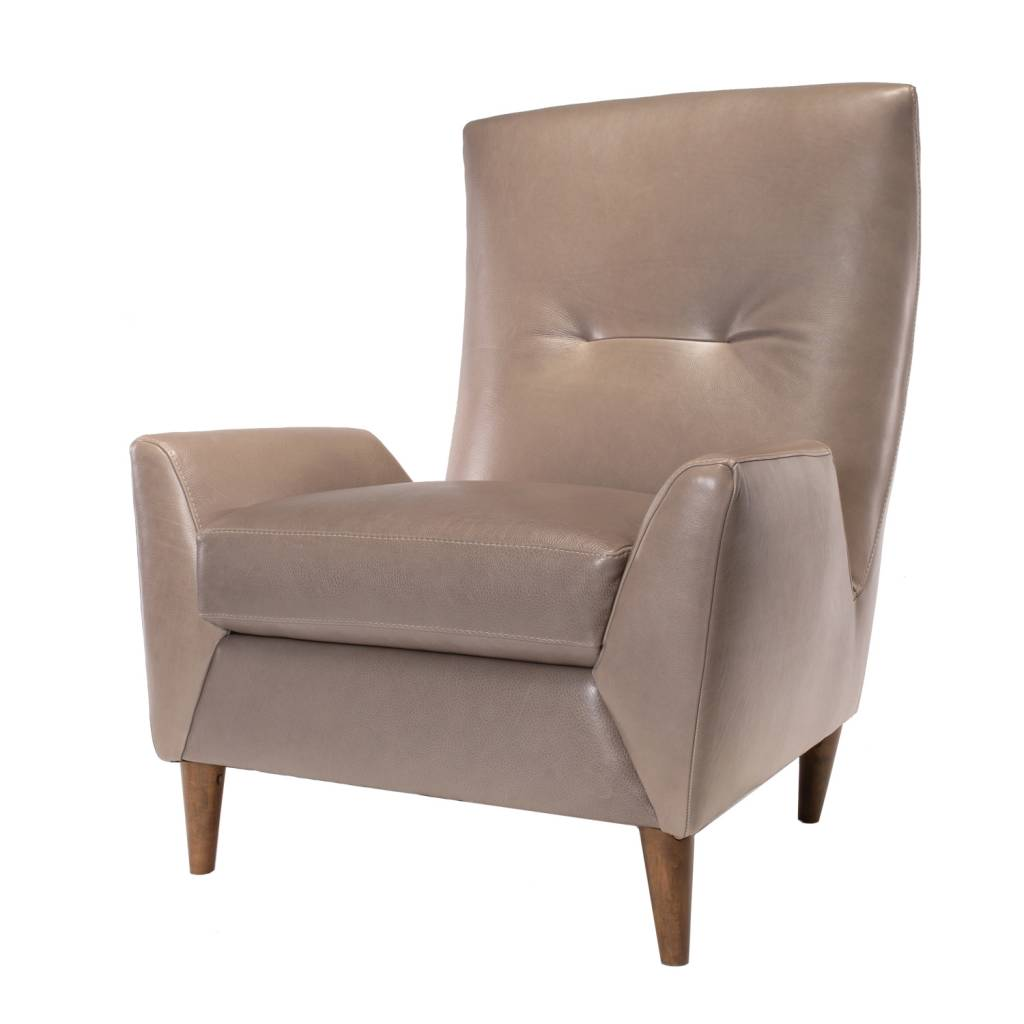 pewter chair fishing deals howse living jamie leather