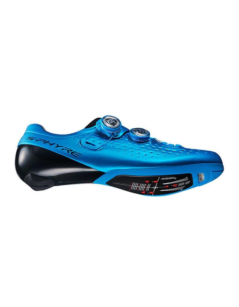 Shimano S-Phyre RC9 Road Shoes Blue - Le CycloSportif Noosa Heads Australia