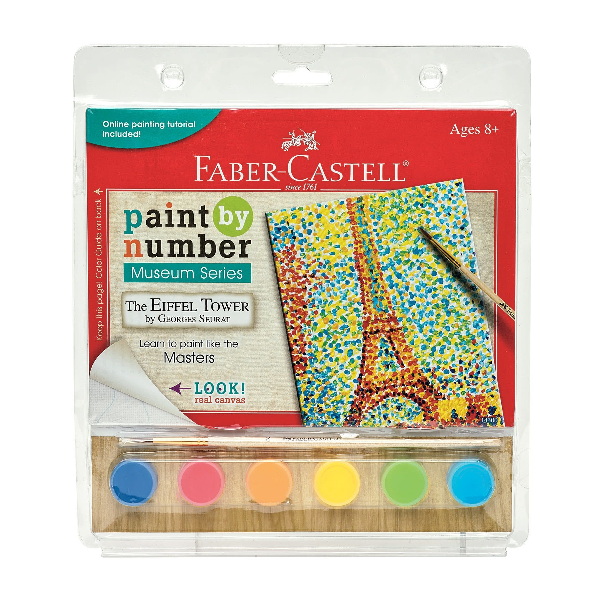 Faber Castell Museum Paint By Numbers