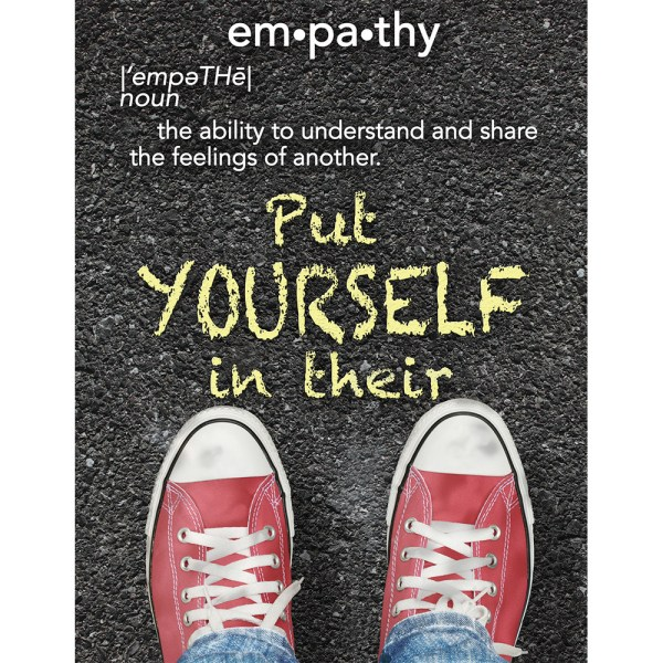 Empathy Poster - Learning Tree Educational Store