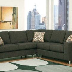 Montreal Sectional Sofa In Slate Cartoon Pic Sectionals Furniture Deco Depot 9843 Soft