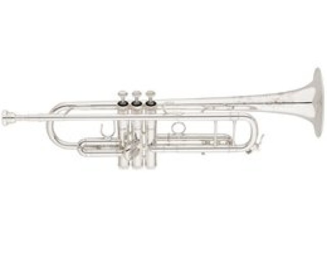 S E Shires Model Awh Bb Trumpet