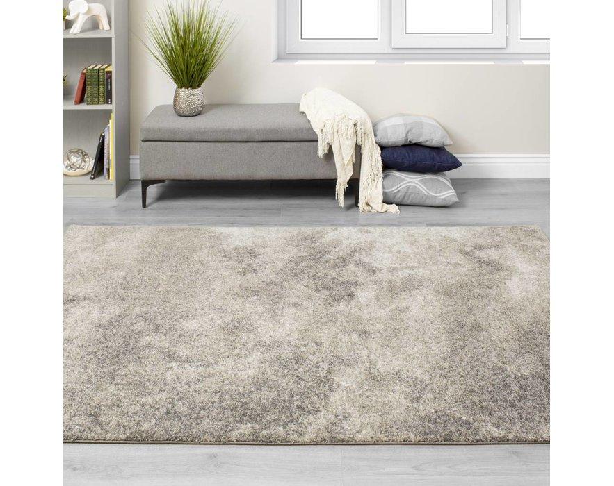 kalora tapis sable nuages gris beige creme 5 3 x 7 7