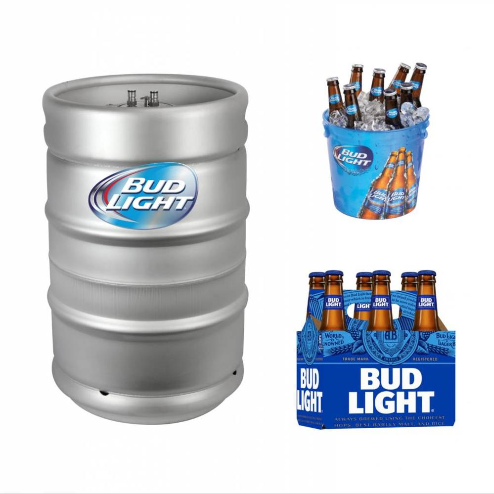 Keg Bud Light Price