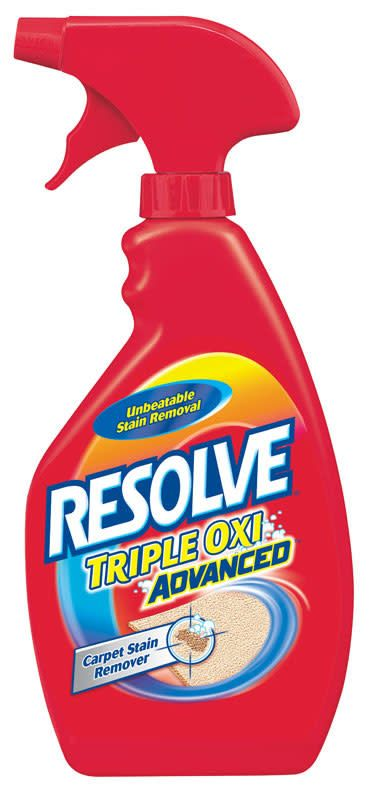 22oz Resolve Trigger Carpet Cleaner Cappys Paint And Wallpaper