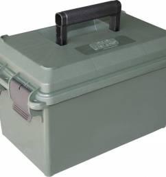 mtm mtm bulk ammo box od green ac 11 forest green [ 1024 x 862 Pixel ]