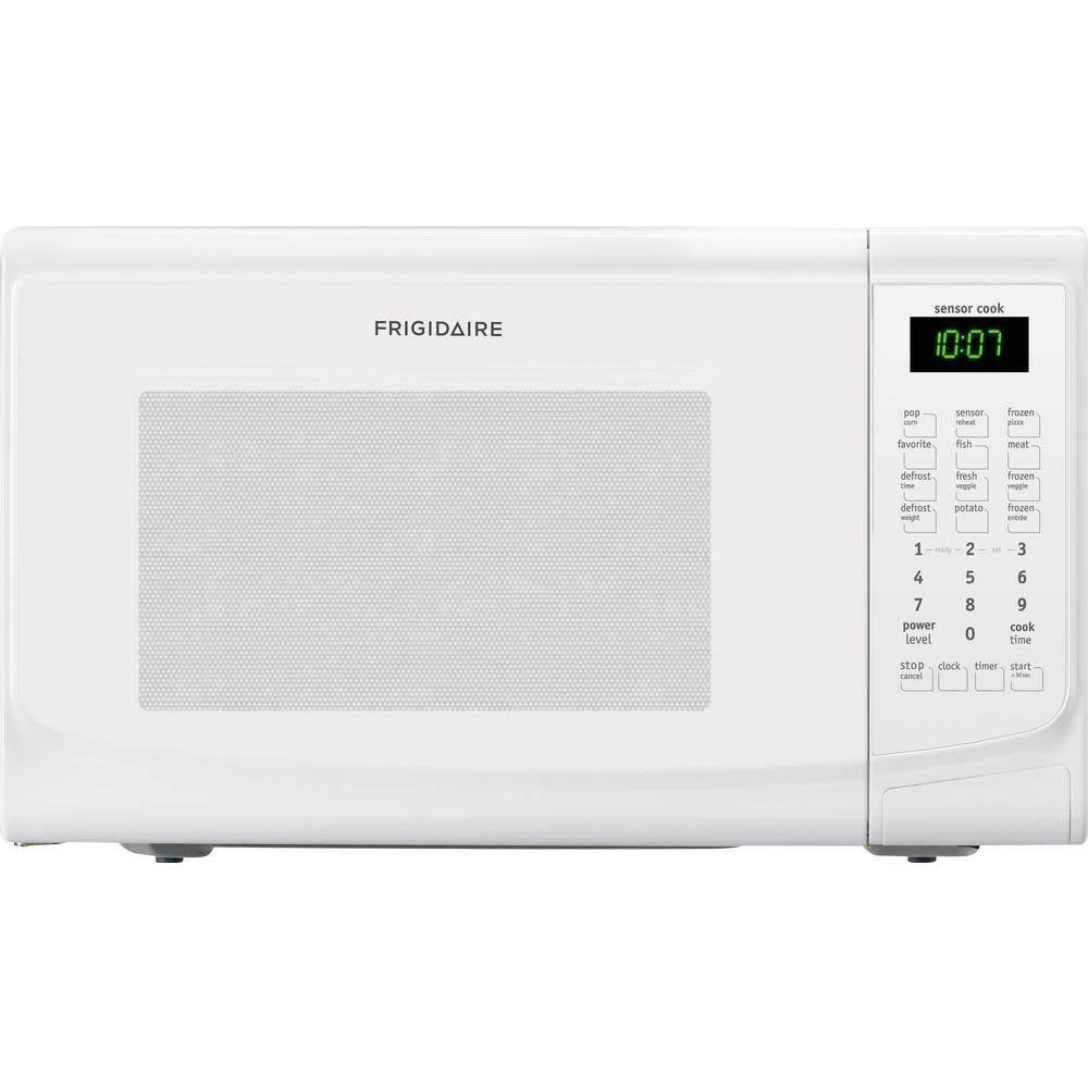frigidaire 1 4 countertop microwave white