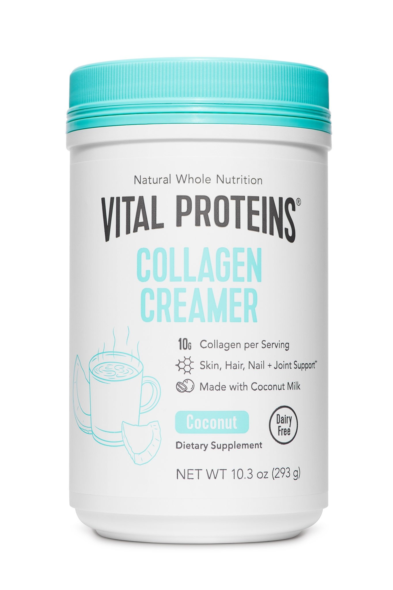 Buy Vital Proteins Collagen Creamer in Canada at Wellness ...