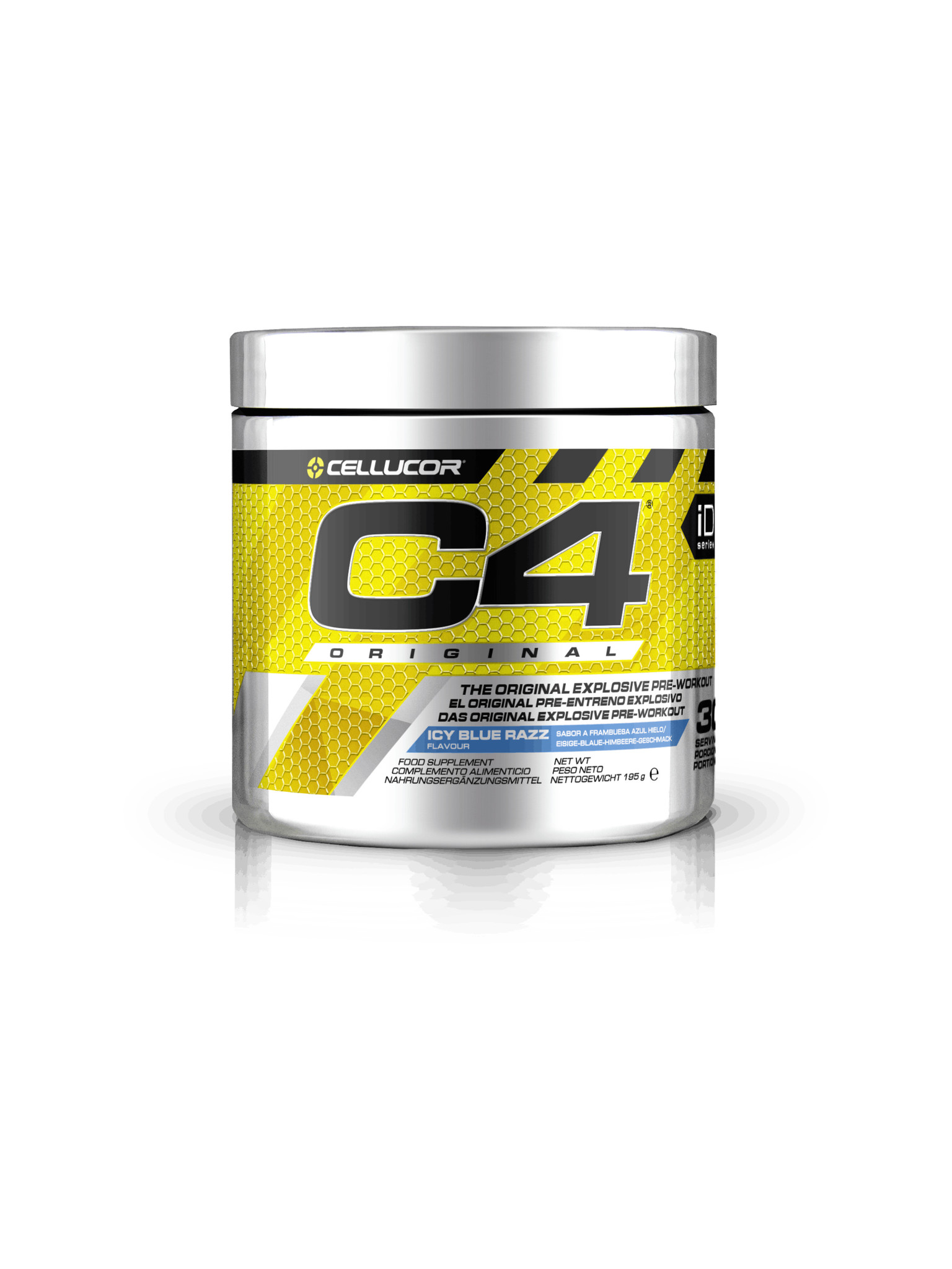 C4 Pre Workout Banned : workout, banned, Pre-workout, NUTRITION