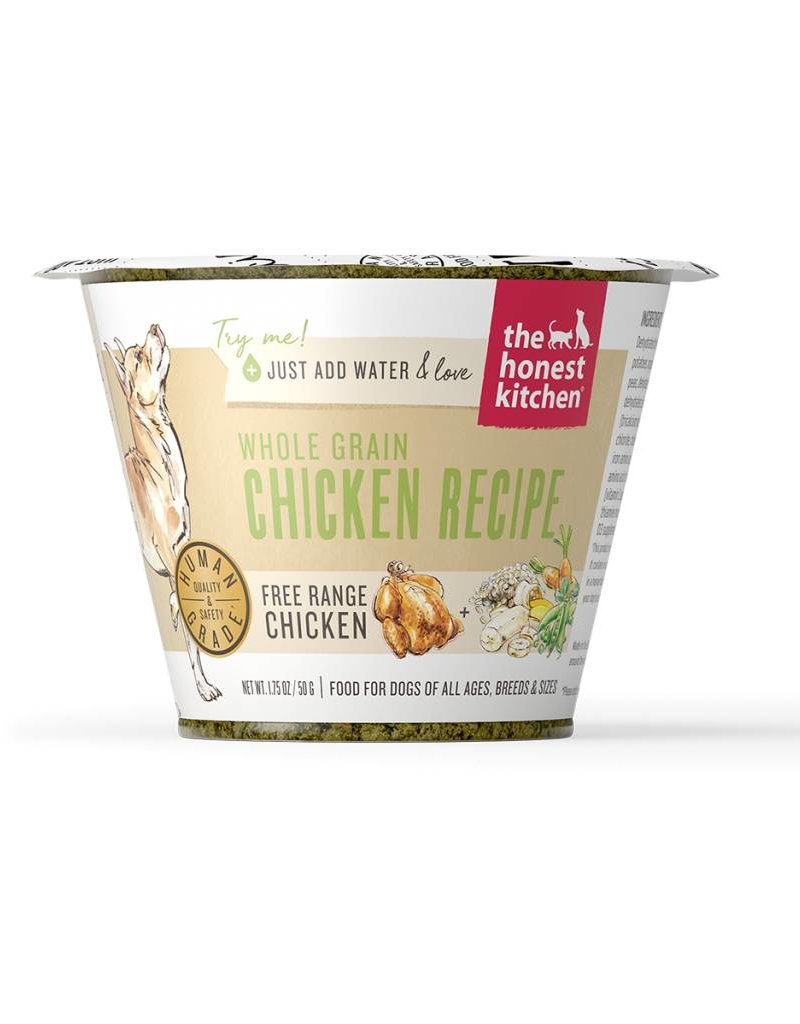the honest kitchen free standing cabinets cups whole grain chicken bag of bones barkery 12 1 75oz