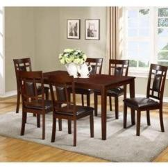 High Top Table With 6 Chairs Dental Chair Reims Dining R B Furniture