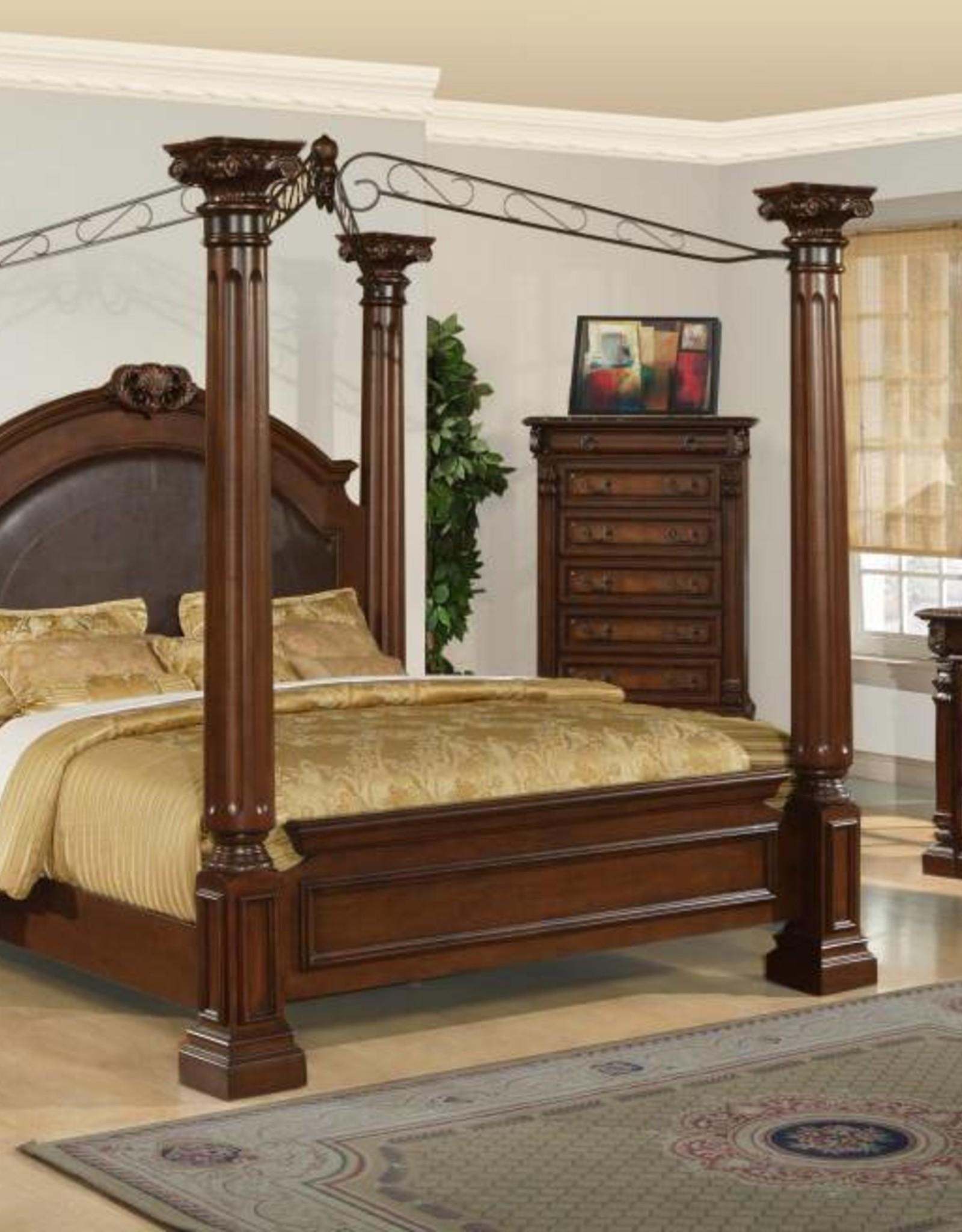 Juliet Queen Poster Bed R B Furniture