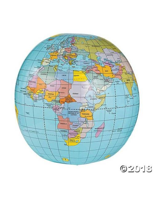 small resolution of caly 20 inflatable globe