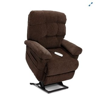 pride mobility lift chair lazy boy office canada lc 580 infinity series oasis cse and scrubs