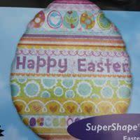 Easter Egg Jumbo Foil Balloon  AZ Rentals